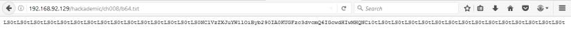 challenge8base64encoding