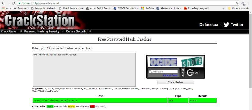 PicoCTF_Hash101_16