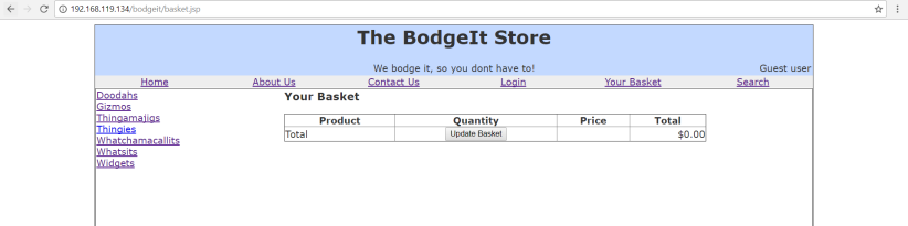 bodgeit_new_your_basket