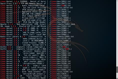Kioptrix_webpage_searchsploit_5_Level2