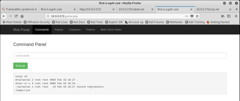pickle_list_second_ingredient_rick_directory