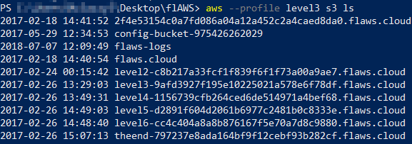 flaws_level3_aws_profile_2